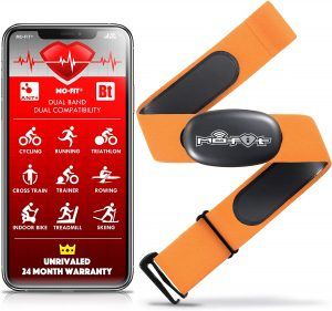 Mo-Fit Heart Rate Monitor Chest Strap